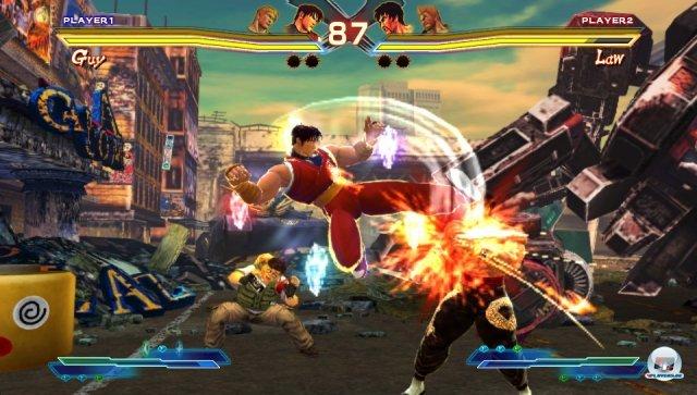 Screenshot - Street Fighter X Tekken (PS_Vita) 2376067