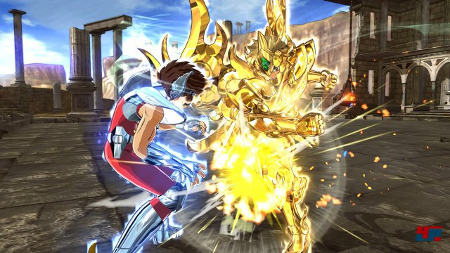 Screenshot - Saint Seiya: Soldiers' Soul (PC) 92503022