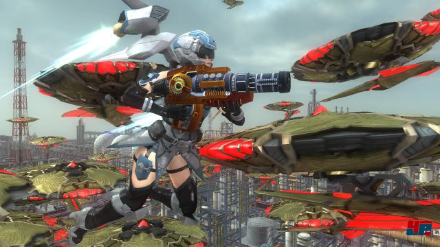 Screenshot - Earth Defense Force 5 (PS4) 92573056