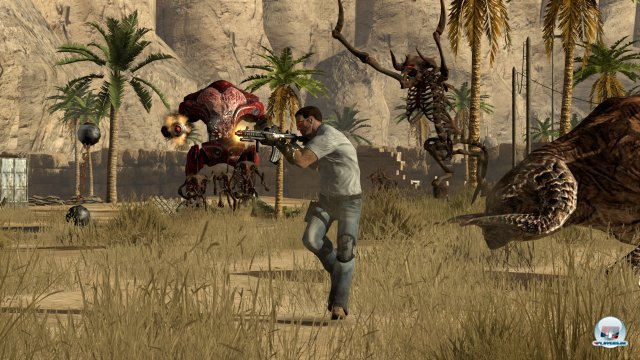 Screenshot - Serious Sam 3: BFE (PC) 92410627