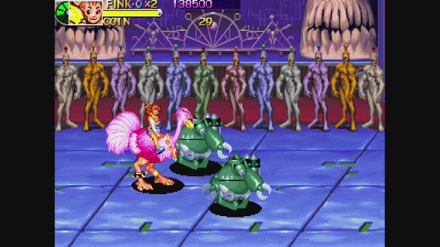 Screenshot - Capcom Arcade Stadium (Switch) 92635222