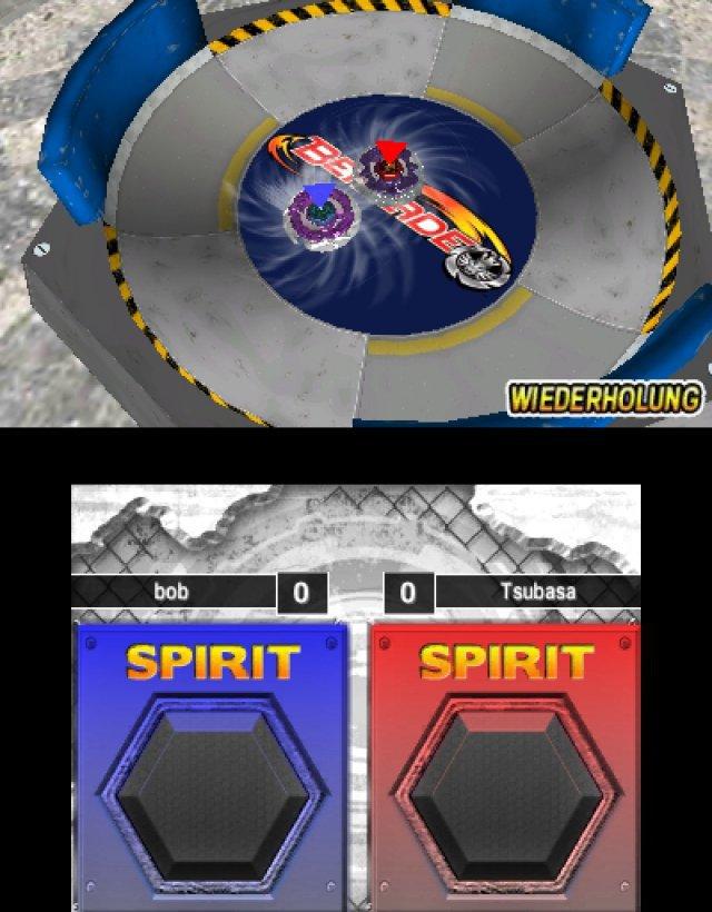 Screenshot - Beyblade: Evolution (3DS) 92467964
