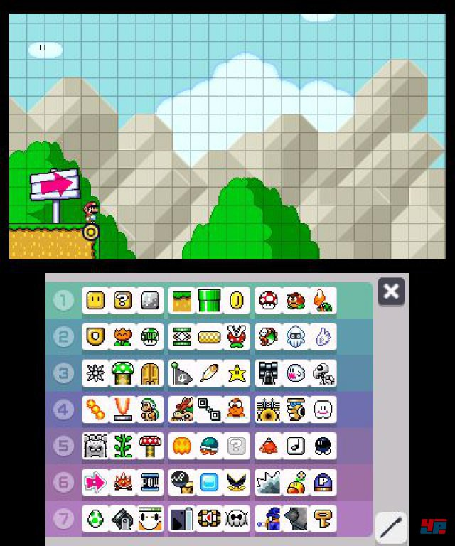 Screenshot - Super Mario Maker (3DS) 92537099