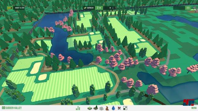 Screenshot - Resort Boss: Golf (PC)