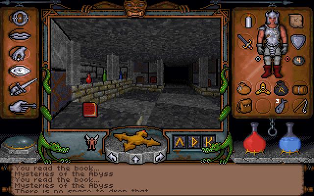 Screenshot - Ultima Underworld: The Stygian Abyss (PC) 92562205