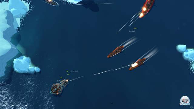 Screenshot - Leviathan: Warships (Android) 92448757
