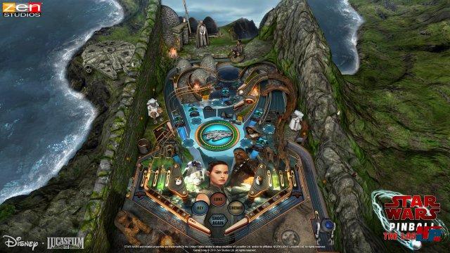 Screenshot - Star Wars Pinball: The Last Jedi (PC) 92563892