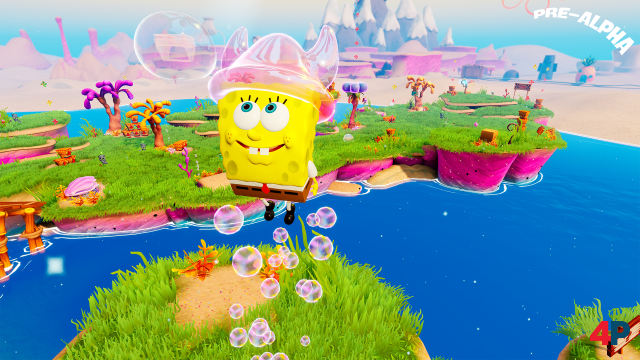 Screenshot - SpongeBob SquarePants: Battle for Bikini Bottom - Rehydrated (PC) 92594768
