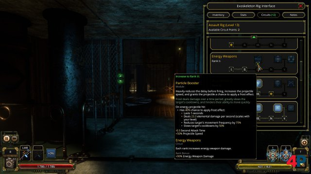 Screenshot - Vaporum: Lockdown (PC) 92622908