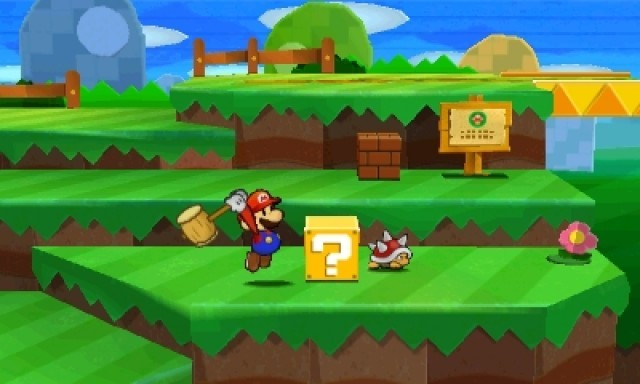 Screenshot - Paper Mario 3DS (3DS) 2229467