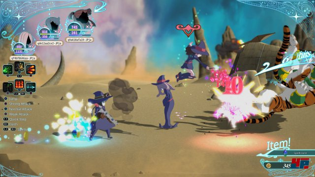 Screenshot - Little Witch Academia: Chamber of Time (PC) 92564387