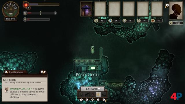 Screenshot - Sunless Sea (One)