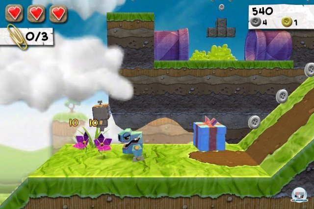 Screenshot - Paper Monsters (iPhone) 2316462