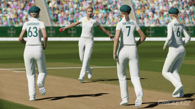 Screenshot - Cricket 22: The Official Game of The Ashes (PC, PS4, PlayStation5, Switch, One, XboxSeriesX)
