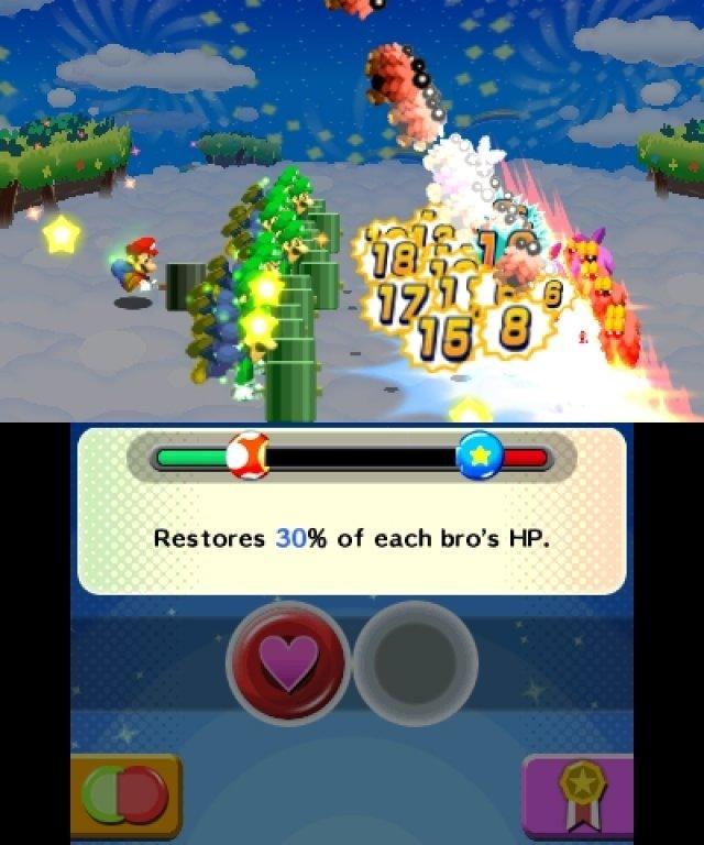 Screenshot - Mario & Luigi: Dream Team Bros. (3DS) 92462435