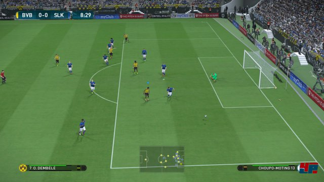 Screenshot - Pro Evolution Soccer 2017 (PS4) 92533264