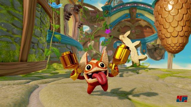 Die neuen Minifiguren sind zuckersüß entworfen und im Spiel vollwertige Charaktere.