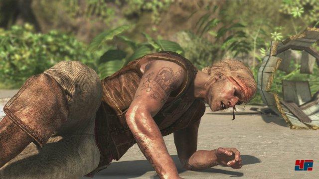 Schatten werden deutlich weicher gezeichnet als auf PS3 oder Xbox 360.