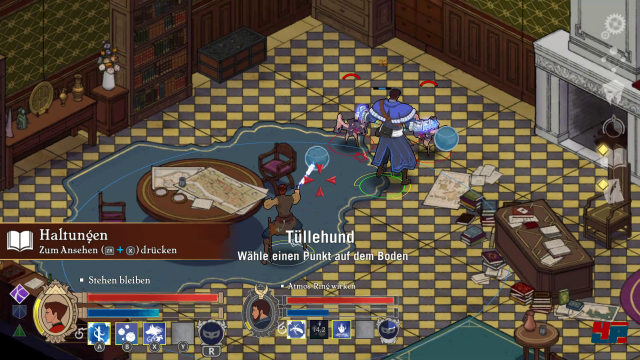 Screenshot - Masquerada: Songs and Shadows (Switch) 92587434