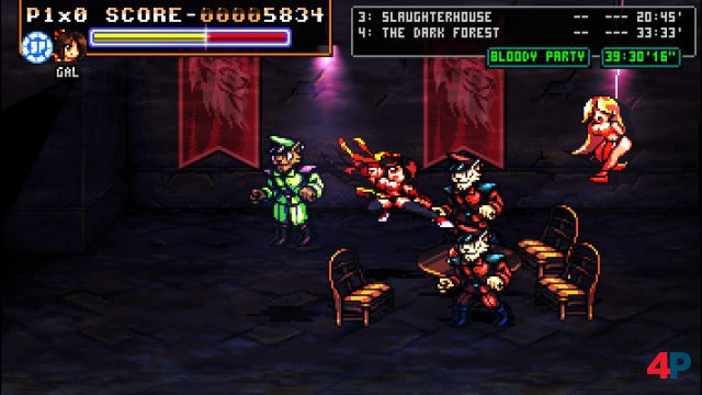 Screenshot - Fight'N Rage (Switch) 92600601