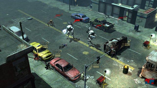 Screenshot - Falling Skies; The Game (360)