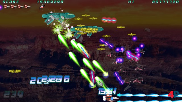 Screenshot - Rolling Gunner (Switch) 92592509