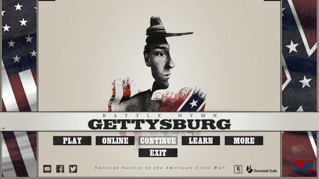 Screenshot - Gettysburg: The Tide Turns (PC) 92550283