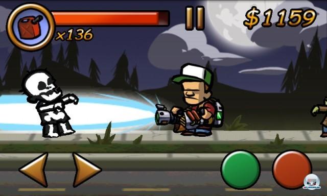 Screenshot - Zombieville USA (Android) 2243273