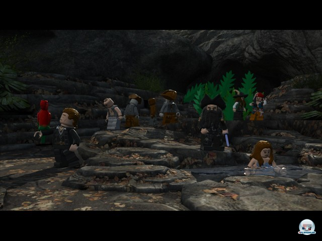 Screenshot - Lego Pirates of the Caribbean - Das Videospiel (360) 2221329