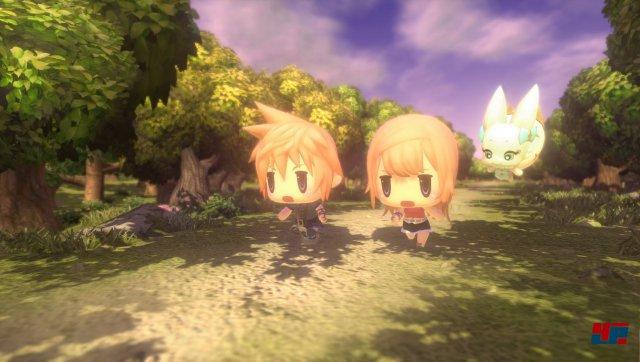 Screenshot - World of Final Fantasy (PlayStation4) 92507746