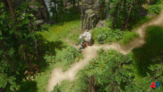 Screenshot - SpellForce 3: Fallen God (PC)