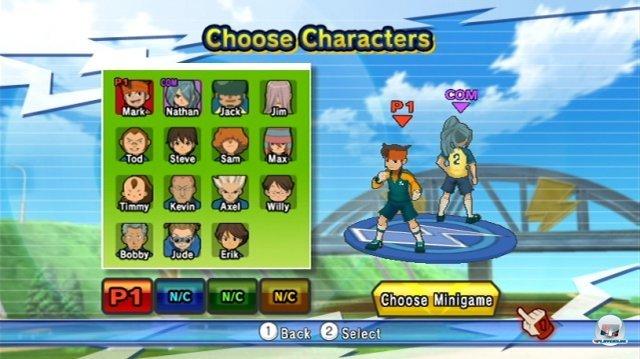 Screenshot - Inazuma Eleven Strikers (Wii) 2394032