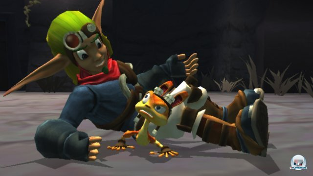 Screenshot - The Jak and Daxter Trilogy (PS_Vita) 92463850