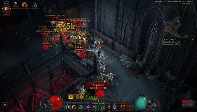 Screenshot - Diablo 3: Rückkehr des Totenbeschwörers (PC)
