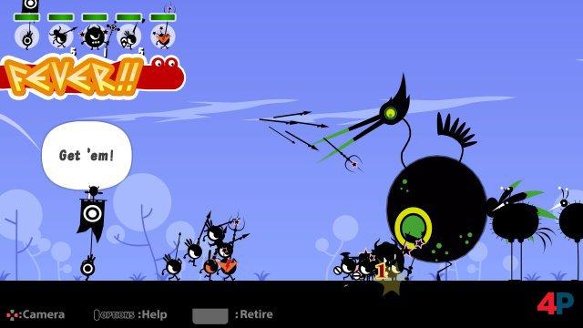Screenshot - Patapon 2 (PS4) 92605940
