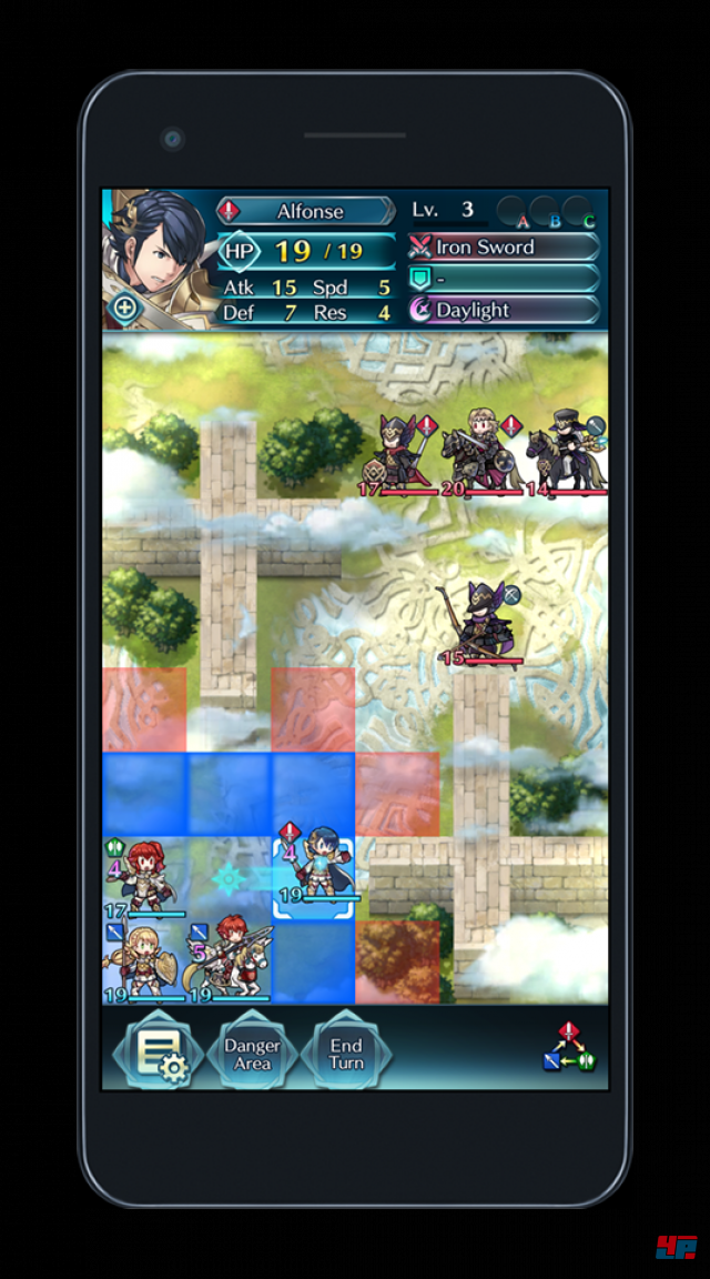 Screenshot - Fire Emblem Heroes (Android) 92538868
