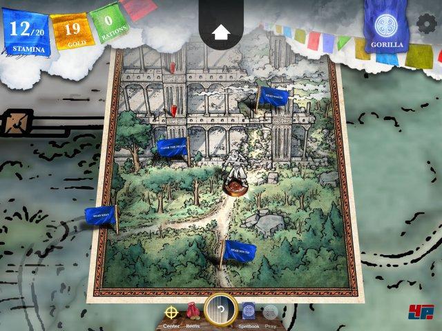 Screenshot - Sorcery! - Teil 3 (iPad) 92503563