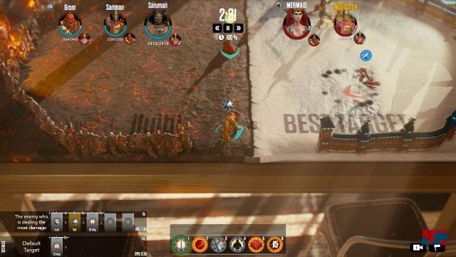 Screenshot - Might & Magic Showdown (PC) 92539331