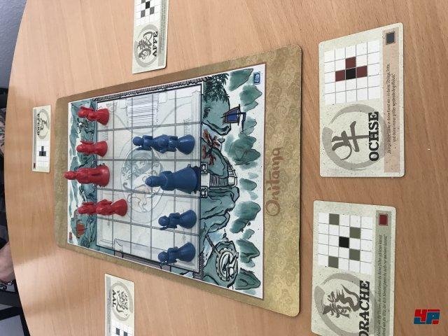 Screenshot - Onitama (Spielkultur)