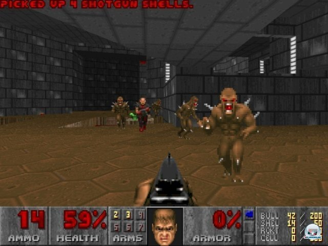Screenshot - Doom 3: BFG Edition (360) 2392342