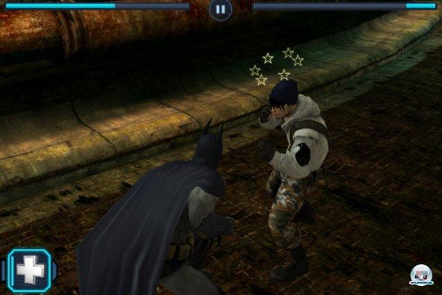 Screenshot - Batman: Arkham City Lockdown (iPhone) 2298362