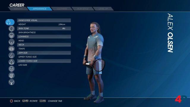 Screenshot - AO Tennis 2 (PS4)