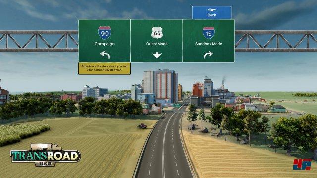 Screenshot - TransRoad: USA (Mac) 92554008