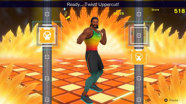 Screenshot - Fitness Boxing 2: Rhythm & Exercise (Switch)