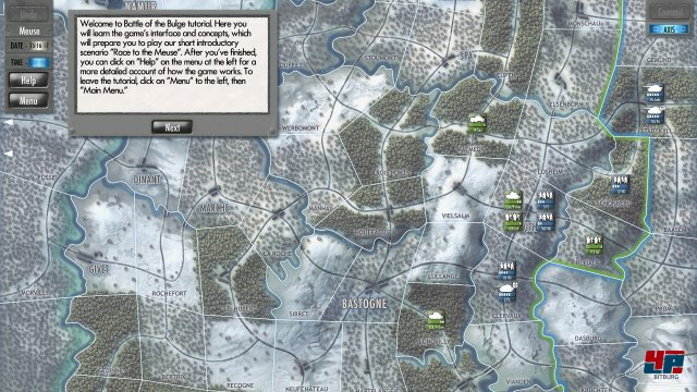 Screenshot - Battle of the Bulge (PC) 92517134