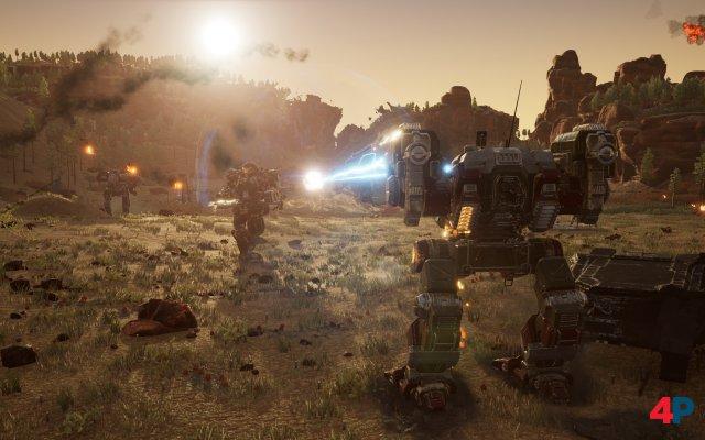 Screenshot - MechWarrior 5: Mercenaries (PC) 92602603