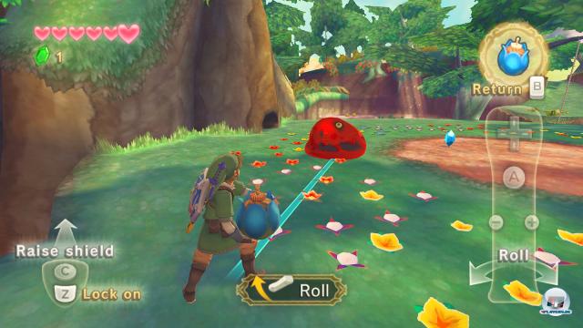 Screenshot - The Legend of Zelda: Skyward Sword (Wii) 2243413