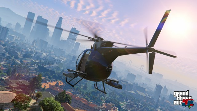 Screenshot - Grand Theft Auto 5 (PlayStation4) 92490262