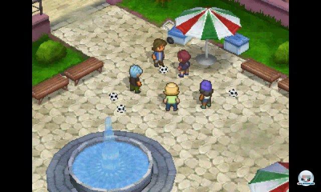 Screenshot - Inazuma Eleven 3: Kettenblitz (3DS) 92469775