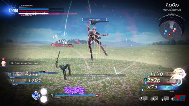 Screenshot - Dissidia Final Fantasy NT (PS4) 92559107
